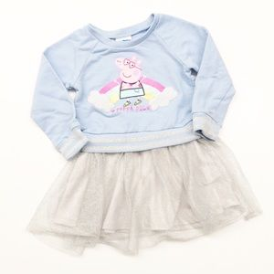Peppa Pig toddler girl dress